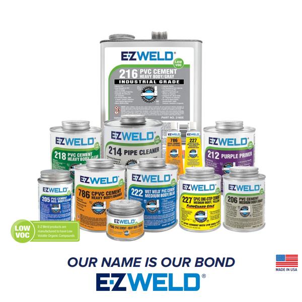E-zwels Pipe 600x600